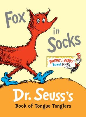 Fox in Socks By Seuss, Dr.